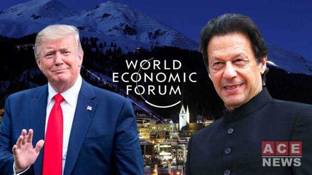 Trump, Imran Likely to Meet at World Economic Forum