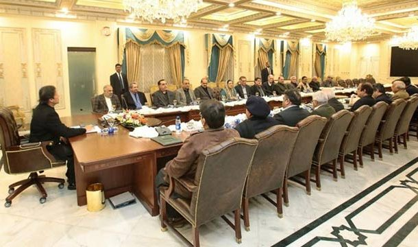 PTI Speeds Up Efforts to Bring Allies on Same Page