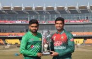 Pakistan, Bangladesh Set to Lock Horns in First T20 Today