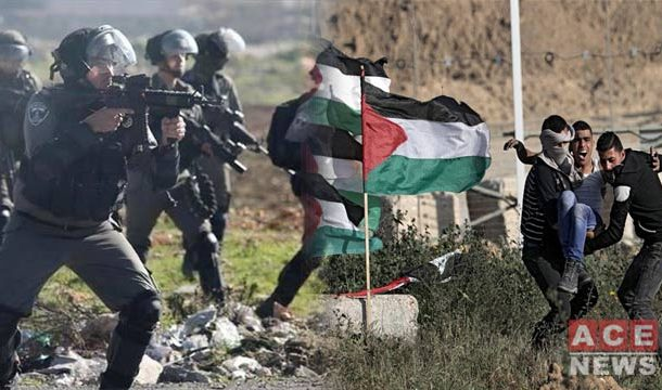 Israeli Troops Martyr Three Palestinian Youth