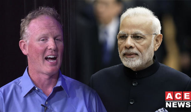 Hollywood Actor Equates Narendra Modi With Adolf Hitler