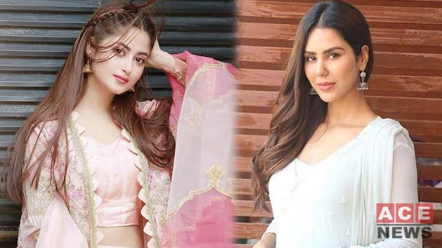 Indian Actress Sonam Bajwa is All Praises for Sajal Aly