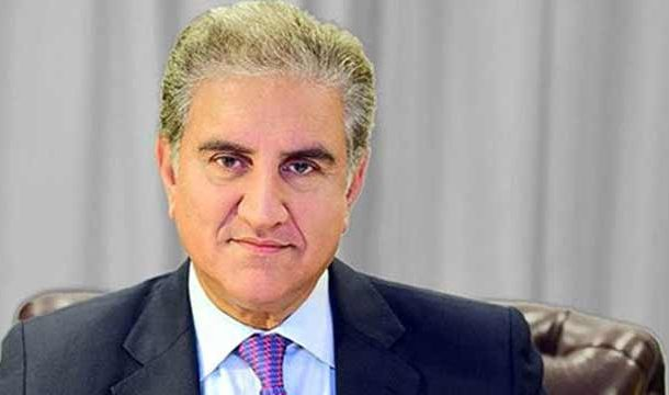 Shah Mahmood Qureshi Calls His Japanese Counterpart