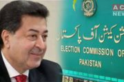 Sikandar Sultan Sworn-in as Chief Election Commissioner