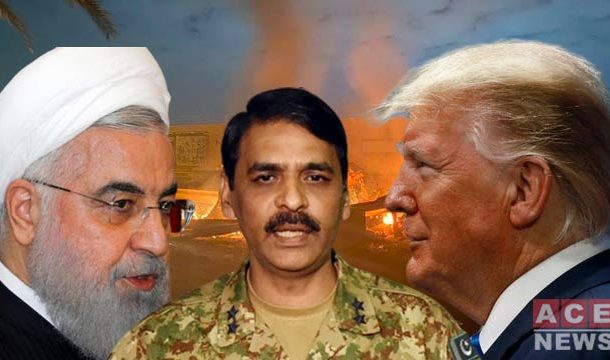 Pakistan Army Clarifies its Stance on US-Iran Tensions