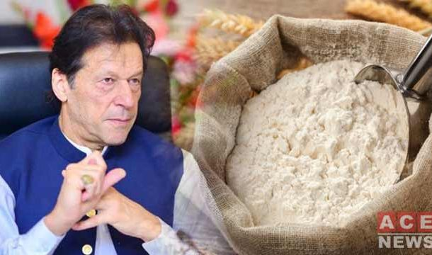 PM Khan Constitutes Committee to Probe Flour Crisis