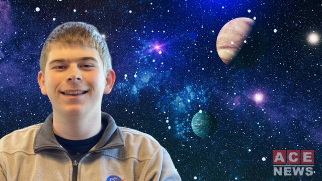 Teenager Discovers New Planet During Summer Internship