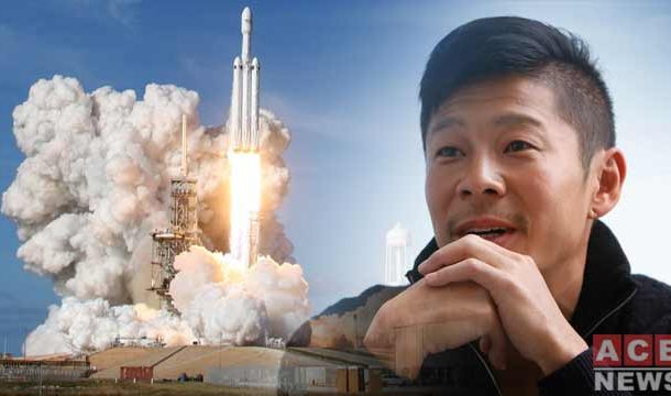 Moon Voyage: Over 20,000 Apply to be Billionaire's Girlfriend