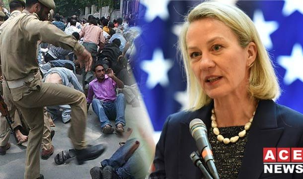 US Voices Concerns over Detentions, Internet Restrictions in IOK