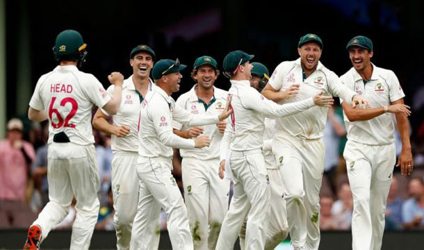 Australia Stuns New Zealand in 3rd Test Match