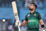 Babar Azam Named in ICC ODI Team of the Year