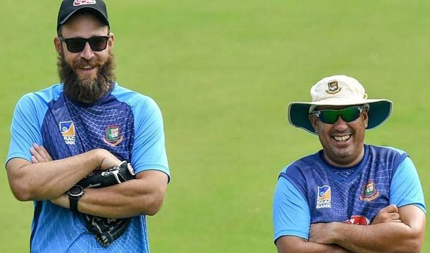 Bangladesh's Coaching Staff Refuses to Visit Pakistan