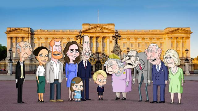 Animated British Royal Comedy Set to Make HBO Debut