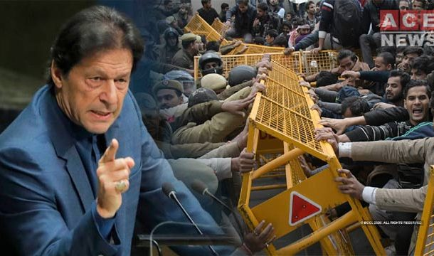 PM Imran Slams Indian Police's Brutalities Against Muslims