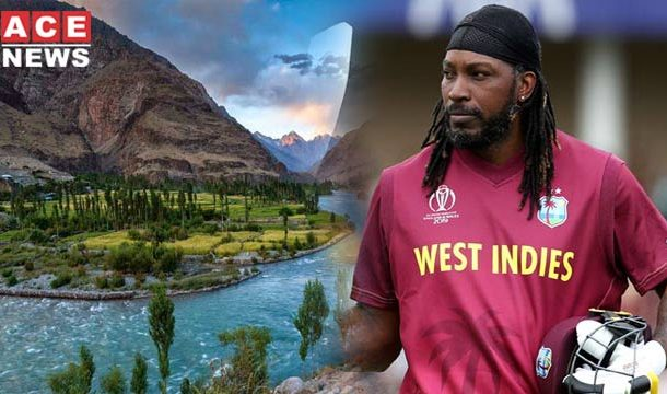 Chris Gayle Terms Pakistan as One of the Safest Places in the World