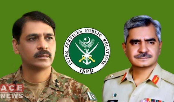 Babar Iftikhar Replaces Maj Gen Asif Ghafoor as DG ISPR