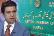 ECP Fixes Plea Seeking Faisal Vawda's Disqualification