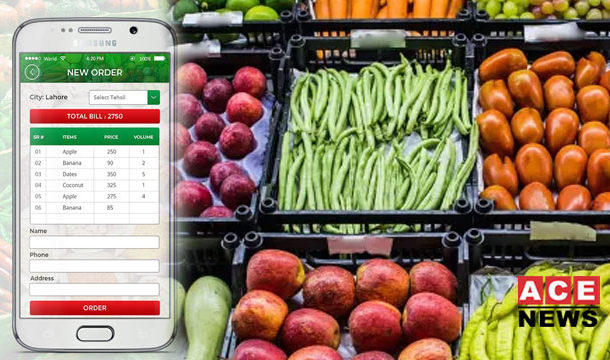 Govt. Punjab Launches Home Delivery App For Fruits and Vegetables