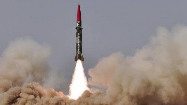 Pakistan Conducts Successful Training Launch of 'Ghaznavi'