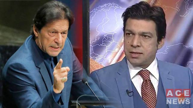 PM Imran Slaps Ban on Vawda over Military Boot Gimmick