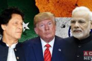 India Again Rejects Trump's Offer of Kashmir Mediation
