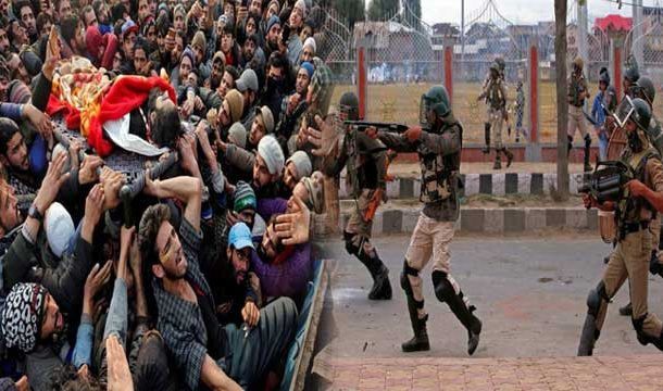 Indian Troops Martyr Three Kashmiris in Occupied Kashmir