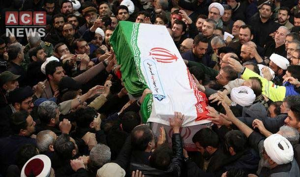 Over 50 Killed, Several Injured in Stampede at Soleimani's Funeral