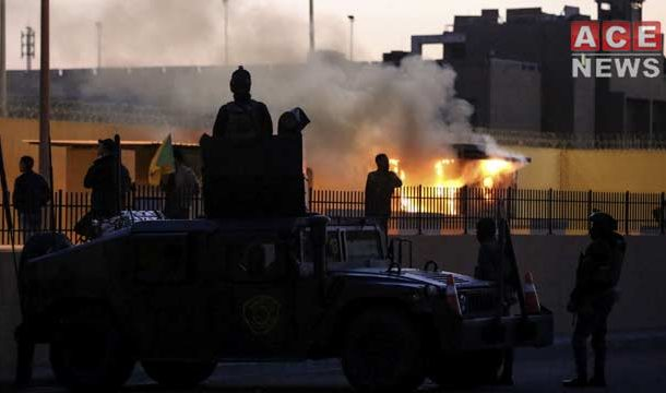 Two Rockets Hit Baghdad's Green Zone