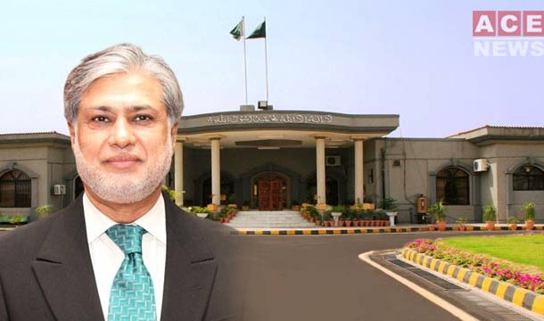 IHC Bars Auction of Ishaq Dar's Property