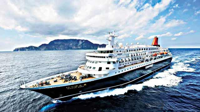 Japan Sponsors Ship to Bring Young Leaders Together