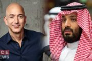 Saudi Crown Prince Hacked Amazon Boss Jeff Bezos' Phone?