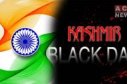 Kashmiris Observes Indian Republic Day as Black Day