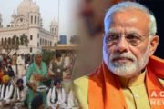 Modi's Popularity Fell from 66% to 24% Within a Year
