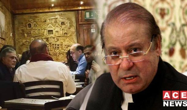 Nawaz Sharif's Cafe Photo Sparks Controversy