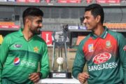 Pakistan Sets Eyes on Series Sweep Against Bangladesh