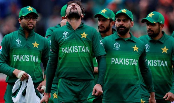 Pakistani Players to Pay Fine If Failed to Meet Fitness Standards