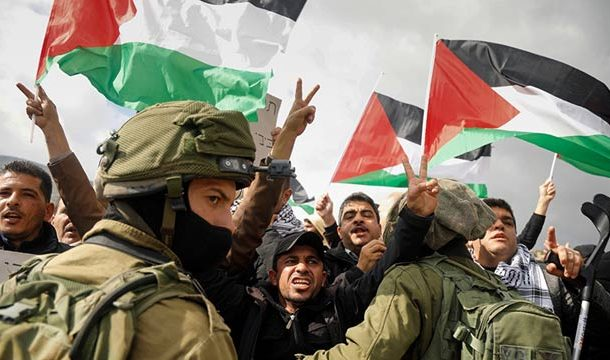 Anger in Palestine Against Trump's So-Called Peace Plan