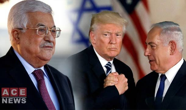 Palestine Vows to Fight Against Trump's Peace Plan