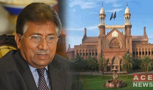 LHC to Hear Musharraf's Petitions against High Treason Conviction