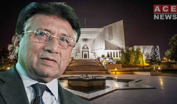 Musharraf Moves SC to Suspend Court's Ruling in Treason Case