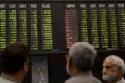 Pakistan Stock Exchange Gains 303 Points
