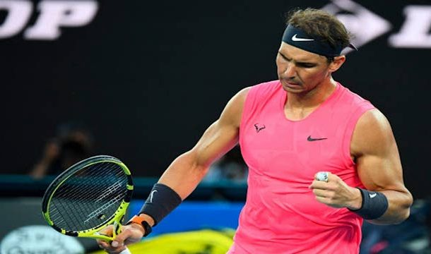 Australian Open: Thiem Knocks Out World Number One Nadal