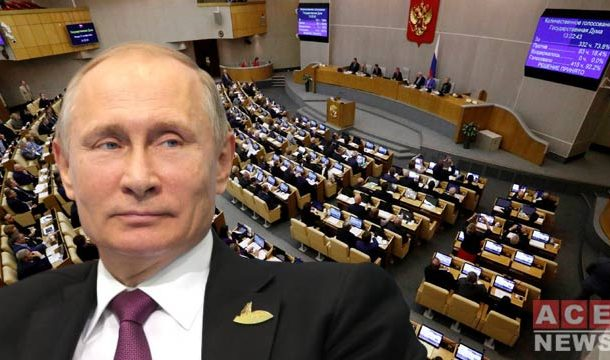 In a Major Shakeup, Putin Names New Russian Govt