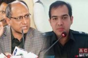 Saeed Ghani Terms Shikarpur SSP a Third-Rate Man