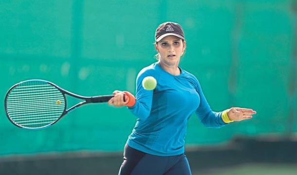 Sania Mirza Makes Victorious Comeback After Two Years
