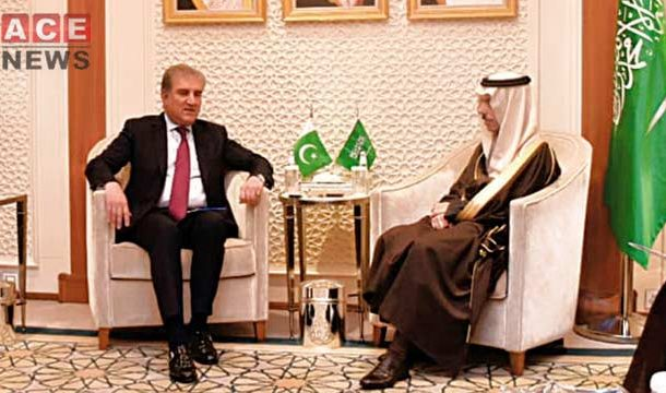 Saudi Arabia Lauds Pakistan's Positive Role in Gulf Tensions
