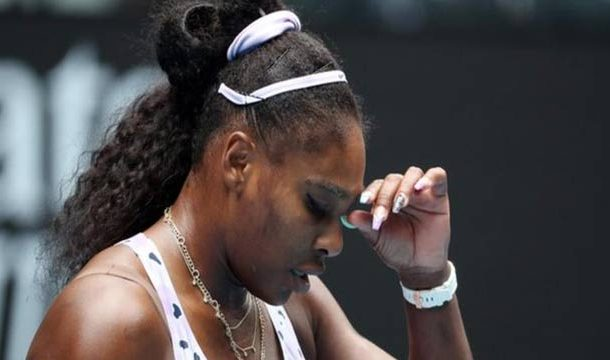 Seven-Time Champion Williams Knocked Out of Australian Open