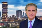 Qureshi Reaches Kenya to Participate in Trade Conference