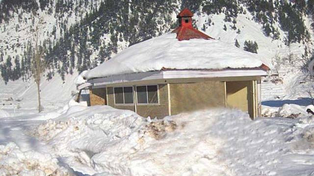 Met Office Issues Warning of Flash Flooding, Heavy Snowfall