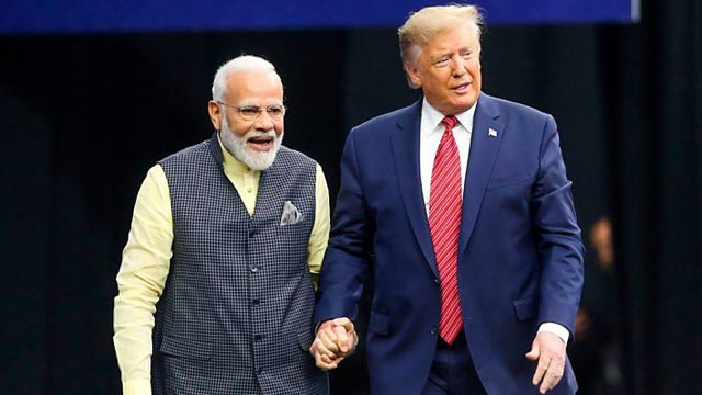 Trump Plans First India Visit in Next Month